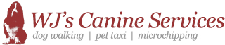 Dog Walking Services Halifax, West Yorkshire | WJ's Canine Services